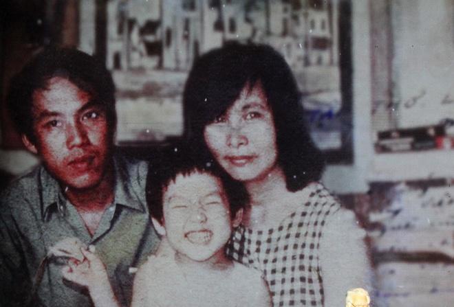 Nhung hinh anh ve gia dinh Xuan Quynh - Luu Quang Vu anh 10
