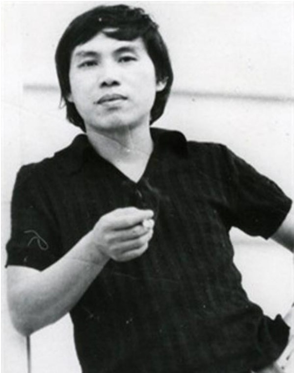 Nhung hinh anh ve gia dinh Xuan Quynh - Luu Quang Vu anh 1