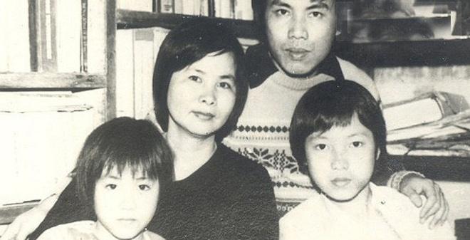 Nhung hinh anh ve gia dinh Xuan Quynh - Luu Quang Vu anh 5