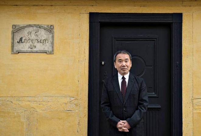 Haruki Murakami xin rut khoi danh sach de cu giai Nobel Van chuong moi hinh anh