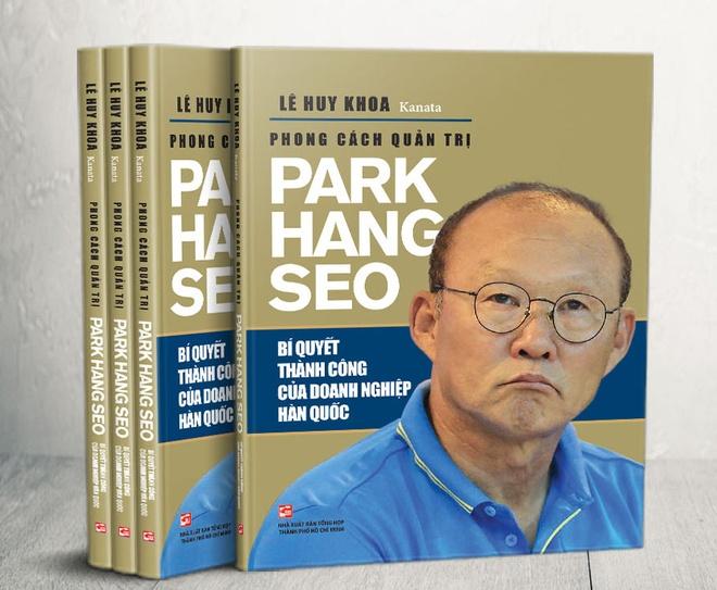 Sach ve HLV Park Hang-seo ban ban quyen ra nuoc ngoai hinh anh 1