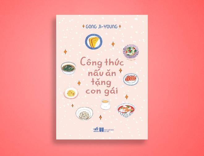 Nguoi me Han Quoc tam tinh ve cuoc song thong qua am thuc hinh anh 1