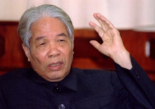 Nguyen Tong bi thu Do Muoi: 'Dan co oan moi khieu nai len Chinh phu' hinh anh