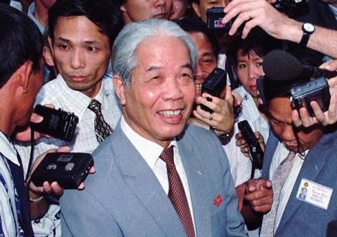 Nguyen Tong bi thu Do Muoi - nguoi vua lo Doi moi, vua giu che do hinh anh