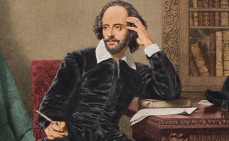 Shakespeare la nguoi phong dang, luong tinh? hinh anh