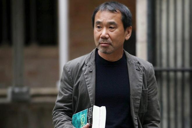 Murakami Haruki cong bo lap thu vien rieng de luu tru sach hinh anh