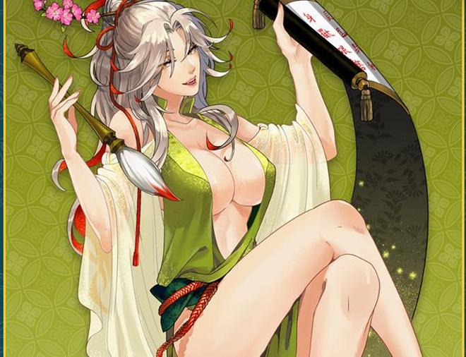 Tao hinh Ho Xuan Huong qua ho hang trong game gay tranh luan hinh anh