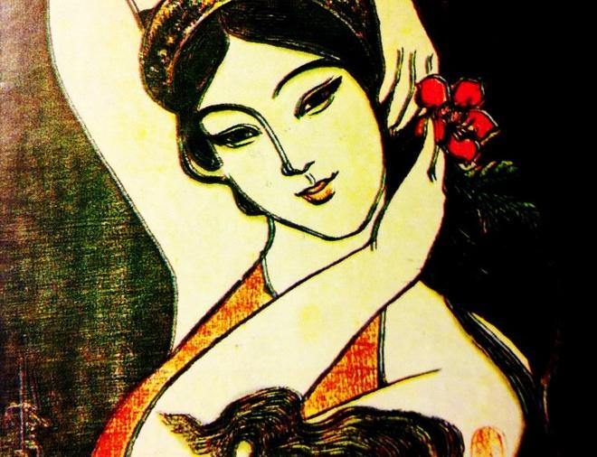 Tho qua tao bao ve tinh duc, Ho Xuan Huong chiu nhieu thi phi hinh anh