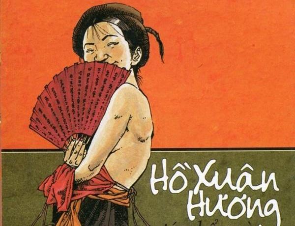 Nguoi tinh cuoi trong cuoc doi Ho Xuan Huong la ai? hinh anh