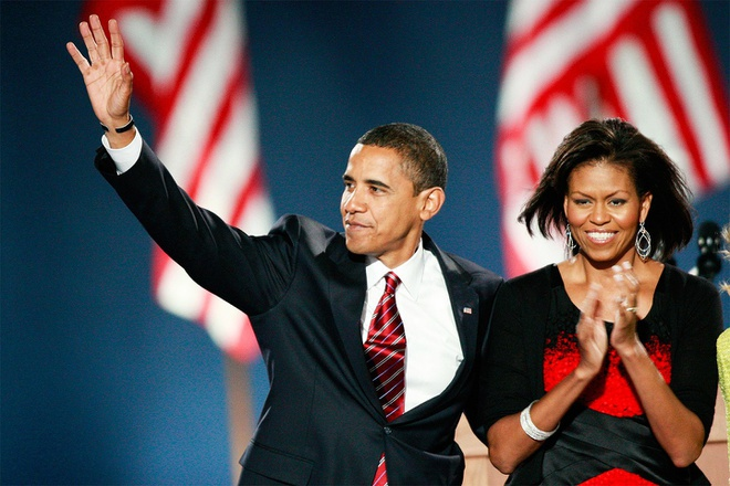 Hoi ky phu nhan Obama xuat ban tai Viet Nam voi tien ban quyen ky luc hinh anh 1
