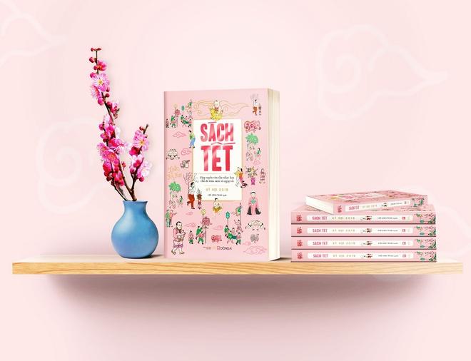 Giao su Ngo Bao Chau thuong nho hieu sach cu trong 'Sach Tet' hinh anh 3