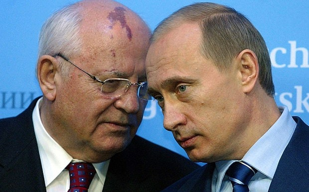 Gorbachev ke gi ve cuoc doi va qua trinh Lien Xo sup do trong hoi ky? hinh anh