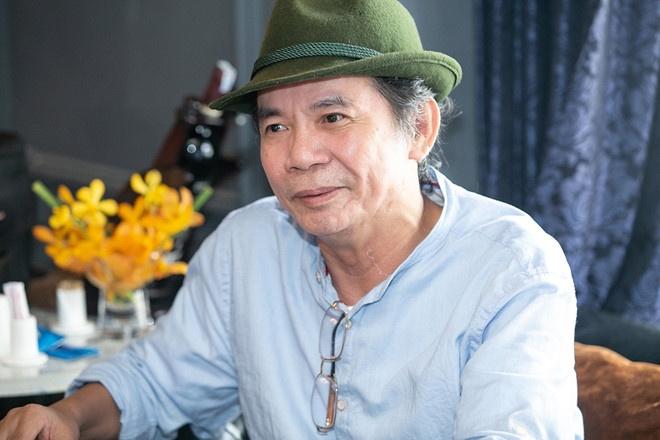 Nha tho, nhac si Nguyen Trong Tao qua doi hinh anh