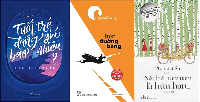 Sach cua Tony Buoi Sang, Rosie lot top 10 cuon truyen cam hung 2018 hinh anh 1