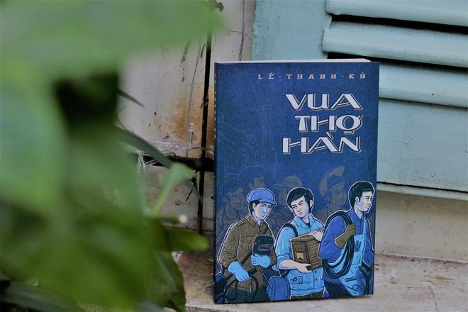 """""""Vua tho han"""" va buc tranh khon kho thoi bao cap anh 1"""