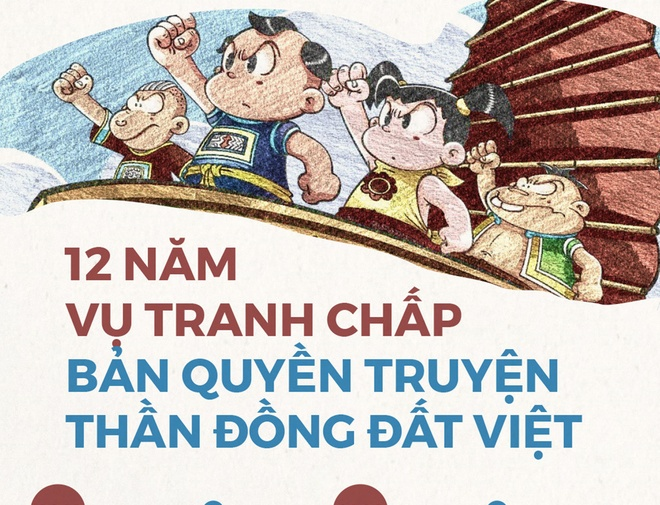 Mo lai phien toa xu vu tranh chap tac quyen 'Than dong dat Viet' hinh anh