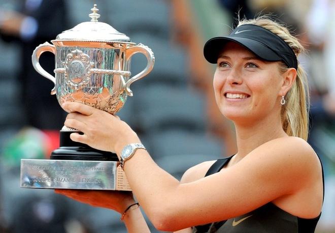 Bi mat dang sau tran sinh tu giua Maria Sharapova voi Serena Williams hinh anh