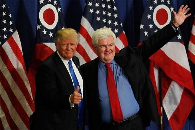 Sach 'Hieu ve Trump' ra mat truoc them hoi dam Trump - Kim hinh anh 2
