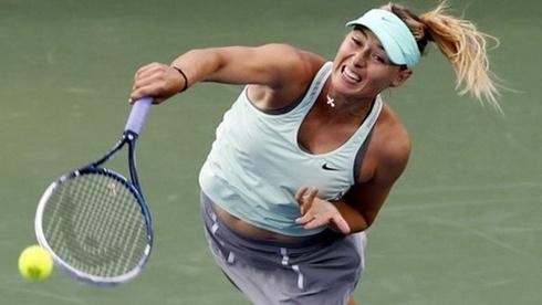 'Bup be Nga' Maria Sharapova khi giau co da sa thai cha nhu the nao? hinh anh
