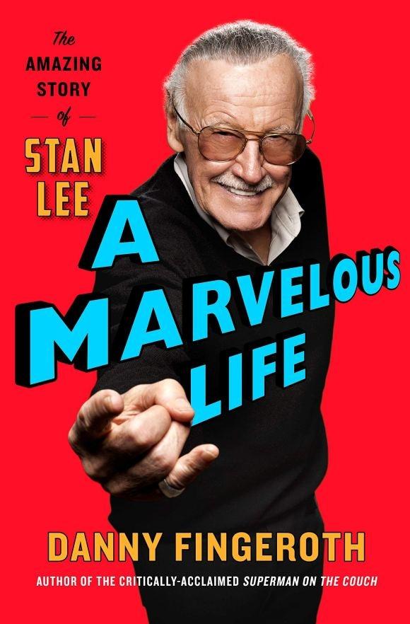 Tiet lo thu vi ve cuu chu tich Marvel Comics Stan Lee trong sach moi hinh anh 1