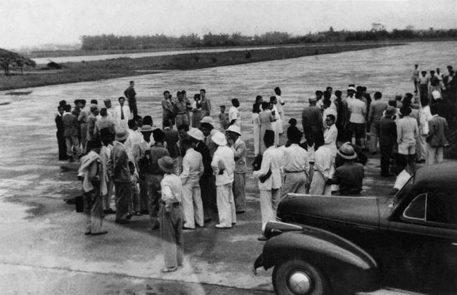 Hinh anh quy gia ve phai doan Quoc hoi Viet Nam tham Phap nam 1946 hinh anh 1