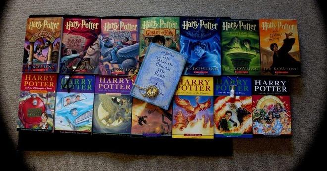 Kiem tien vo ke, tac gia 'Harry Potter' giau den muc kho tin hinh anh 2