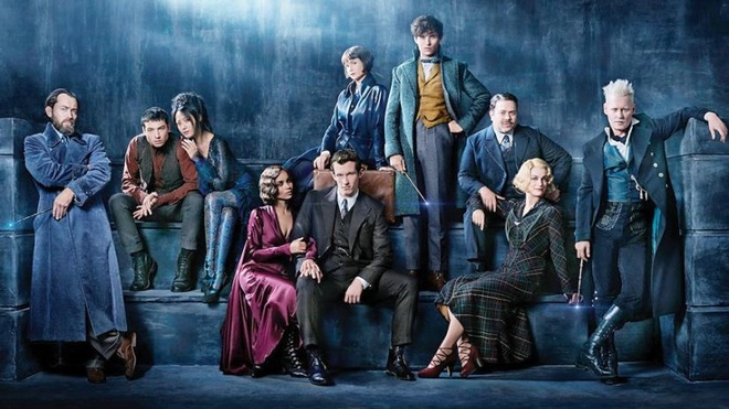 Trailer Fantastic Beasts 2
