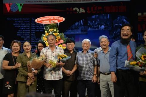 """""""Hoa lua Truong Bon"""" dien tai TP.HCM anh 5"""