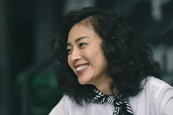 Ngo Thanh Van ke ve tinh yeu voi nguoi dan ong 'dep va danh tieng' hinh anh 2