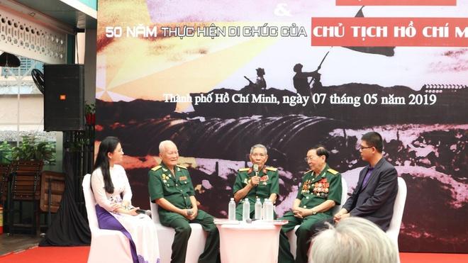 Ky niem 65 nam chien thang Dien Bien Phu tai Duong sach TP.HCM hinh anh 1