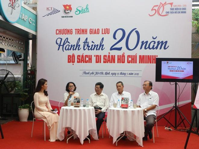 Tu sach Di san Ho Chi Minh anh 1