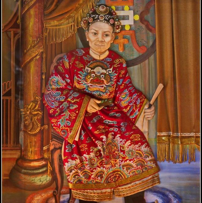 Vi sao vua Minh Mang khong lap Le Van Duyet lam te tuong? hinh anh 2