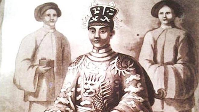 Vi sao vua Minh Mang khong lap Le Van Duyet lam te tuong? hinh anh 3
