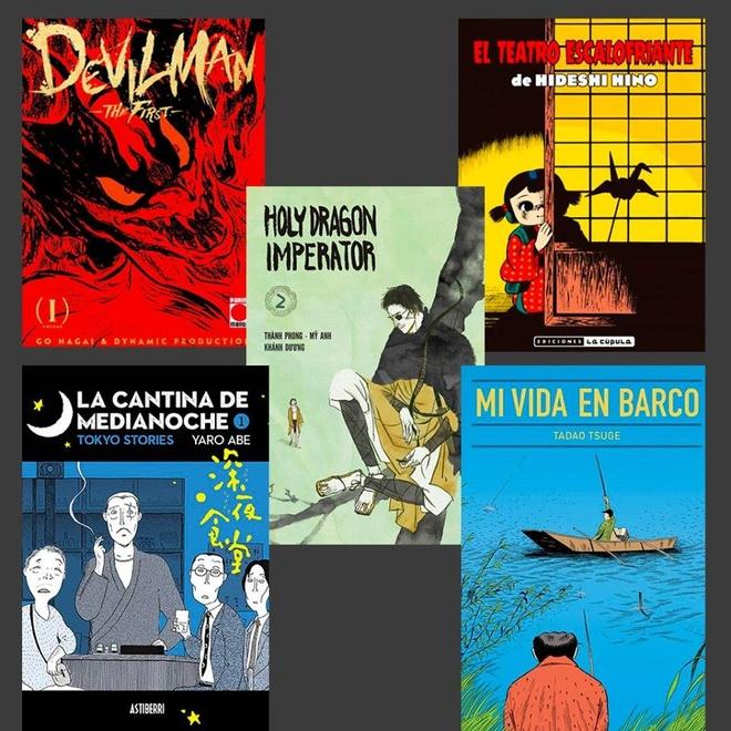 'Long thần tướng 2' là truyện tranh nổi bật tại Tây Ban Nha