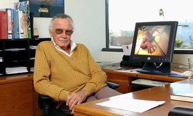 Sach ve sieu anh hung moi cua Stan Lee se xuat ban vao thang 9 hinh anh 2