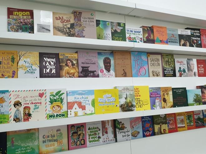 Thêm một lựa chọn cho bạn yêu sách văn nghệ ở TP.HCM