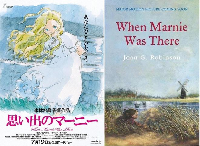 Nhung bo phim hoat hinh Ghibli duoc chuyen the tu sach hinh anh 6