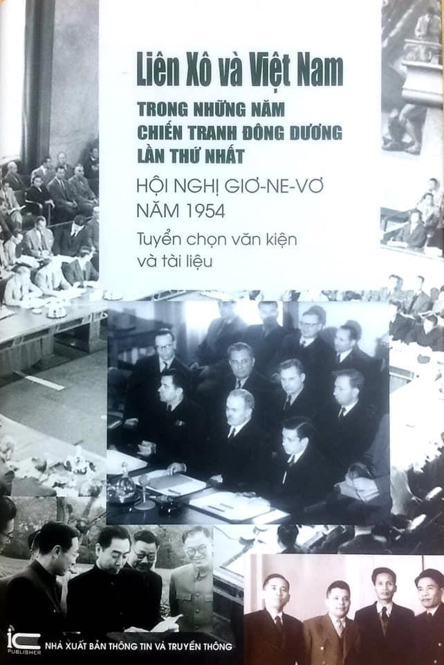 Viet Nam - Lien Xo trong Hoi nghi Geneva anh 1