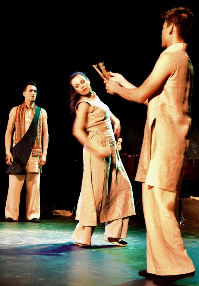 Nàng Kiều trên sân khấu nhạc kịch