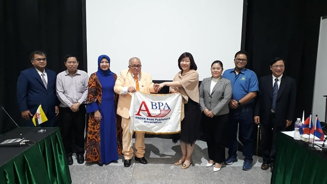 Thai Lan la Chu tich Hiep hoi Xuat ban ASEAN nhiem ky 2020 - 2021 hinh anh 2