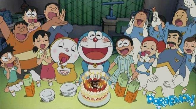 Anh tac gia Doraemon toi Viet Nam khien doc gia thich thu hinh anh 2