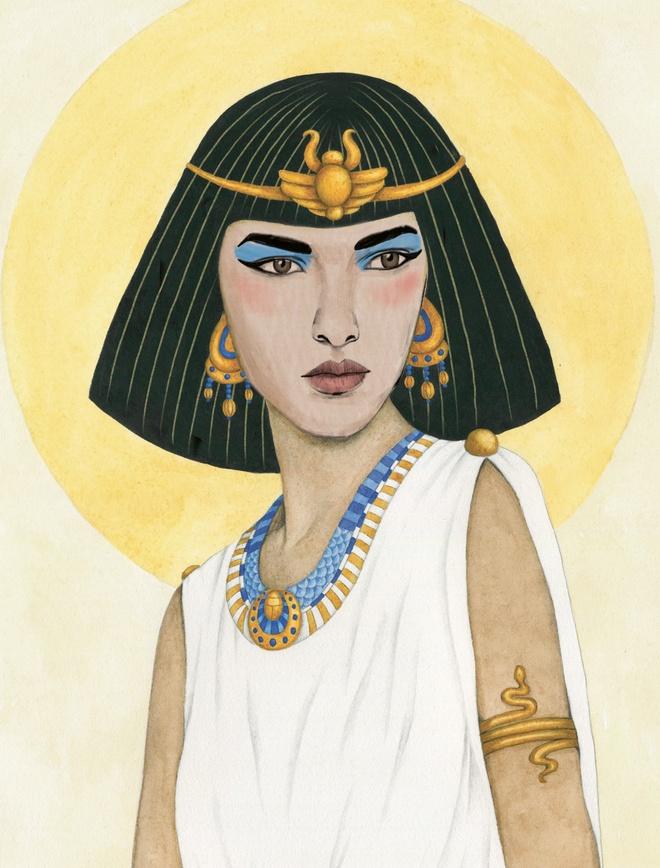 Mat toi cua nguoi phu nu hap dan nhat trong lich su hinh anh 2 Cleopatra.jpg