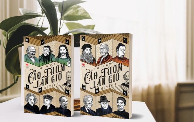 Nha van hoa Huu Ngoc xuat ban gan 1.000 trang sach o tuoi 102 hinh anh 2 Cao_thom_lan_gio_2_.jpg