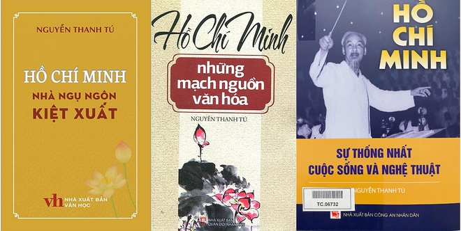 'Ho Chi Minh - nha ngu ngon kiet xuat' hinh anh 2 SAch_ve_Bac.jpg