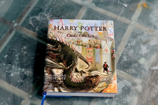 20 nam Harry Potter tieng Viet anh 1