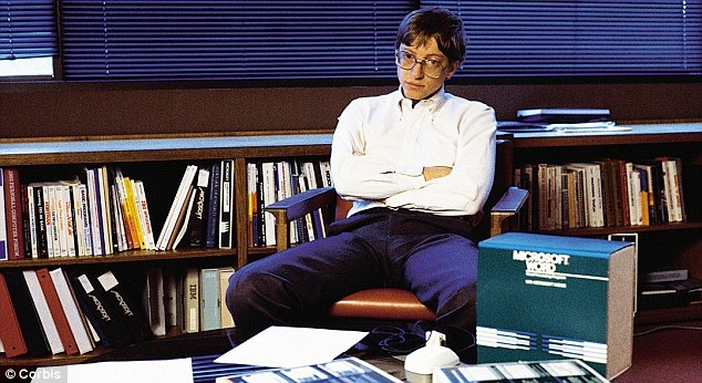 Bill Gates hoc toan anh 1