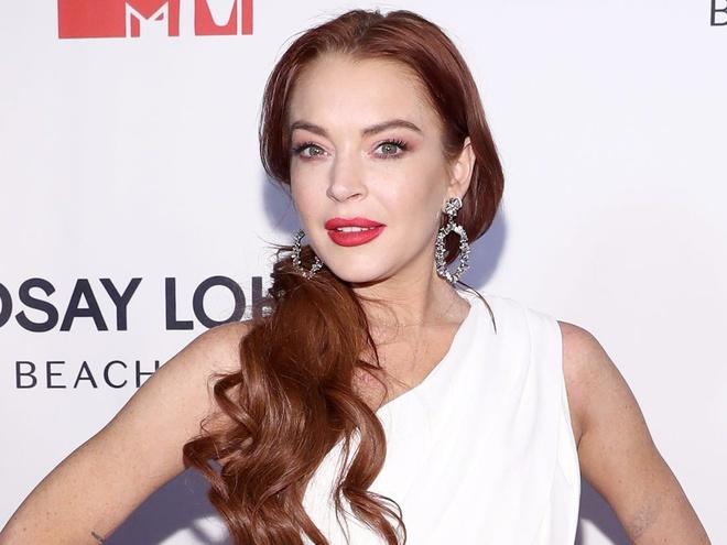 Lindsay Lohan quyt tien ban quyen anh 1