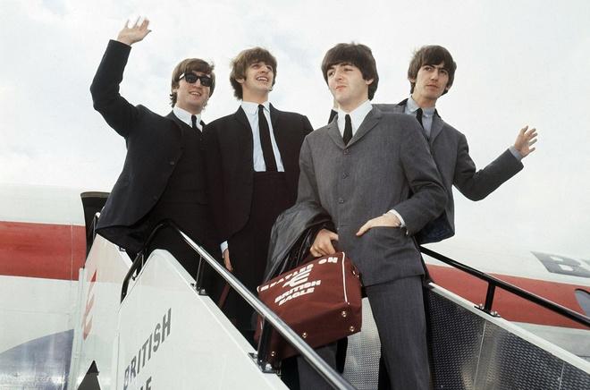 Nam vinh quang cua The Beatles anh 1