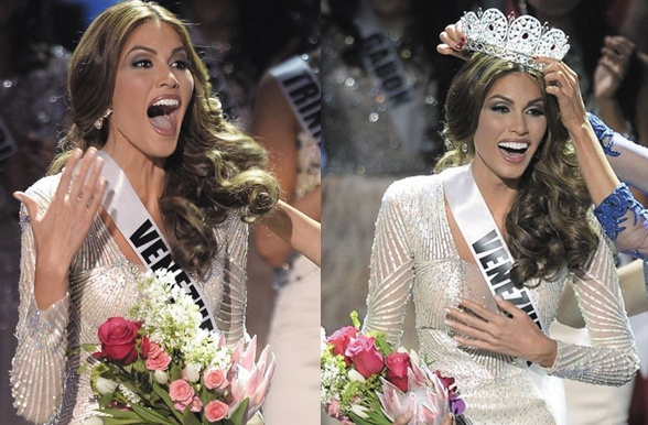 Miss Venezuela bi rot vuong mien khi len ngoi HH Hoan vu hinh anh
