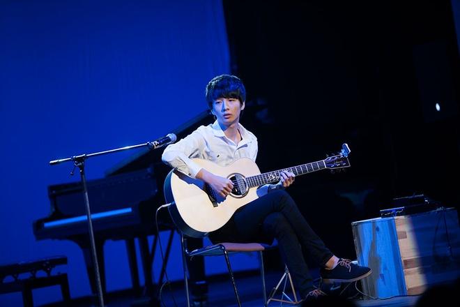 Sungha Jung bieu dien 'Phantom of the Opera' hinh anh